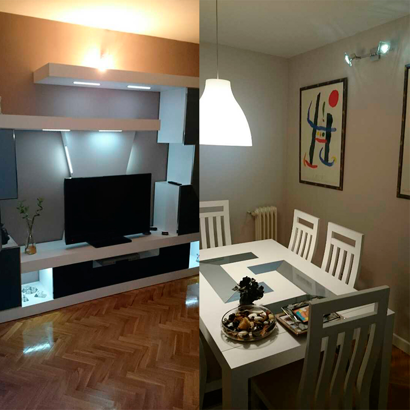 reformar la casa barato